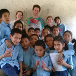 teaching english at community school