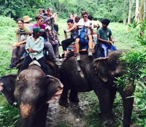 chitwan trip