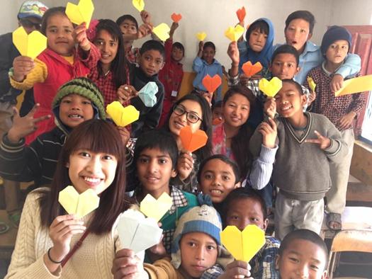 Winnie for children winter Camp at VIN