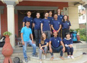Volunteer Intake for 15 May, 2017