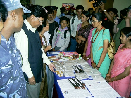 exhibition on literacy day