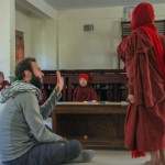Teaching English Buddhist Monastery nunnery