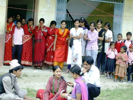 women interaction program