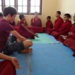 Yoga Teaching Volunteer Program of VIN