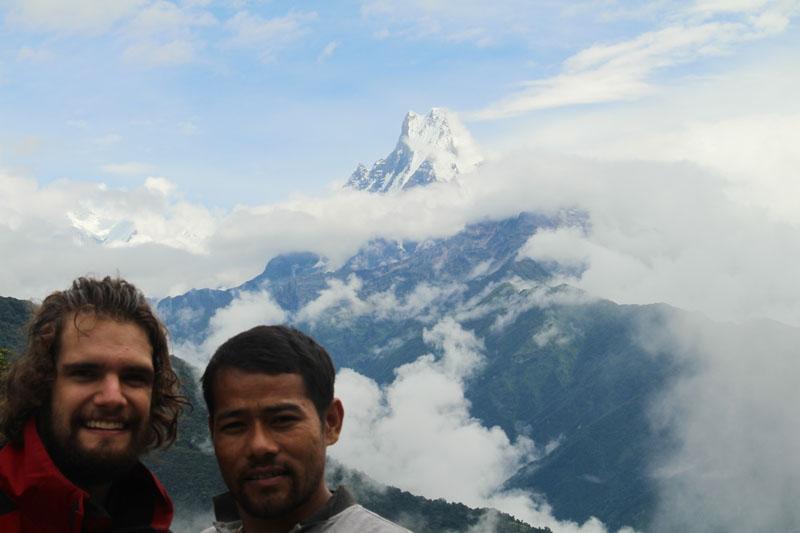 Annapurna Base Camp   ABC Trek   Trekking in Nepal with NGO