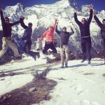 everest charity trekking
