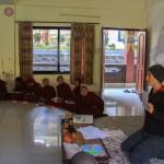 teaching at nunnery