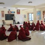 teaching buddhist