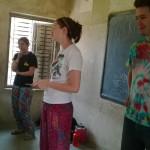 teaching at community school