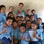 teaching english at community school