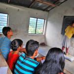teaching in community school