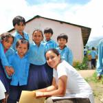 volunteer at community school