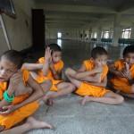 yoga practising