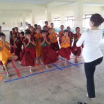 yoga volunteering
