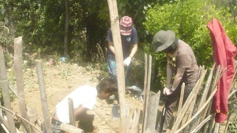Making septic tanks